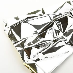Sheet Of Mylar Wall Covering 84