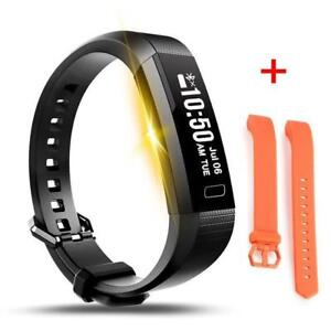 LEMFO Fitness  Heart Rate Monitor Pedometer smart Bracelet (Free Shipping)(FREE STRAP)Smartwatch
