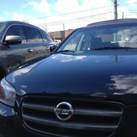 Selling AS IS Nissam Altima Maxima SE