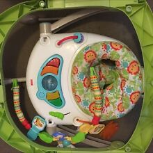 Fischer price baby jumperoo Regents Park Auburn Area Preview