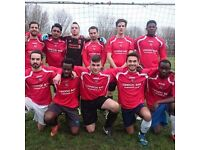 CENTRAL LONDON 11 ASIDE TEAM REQUIRES PLAYERS