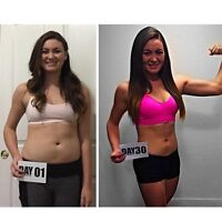 Final 2 spots for our 30 Day Weight Loss Challenge