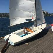 tasar sailing boat Chatswood Willoughby Area Preview