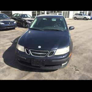 2003 SAAB 9-3; **NO ACCIDENT**CERTIFIED & ETESTED