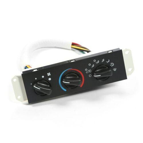 Omix-ada For 99-04 Jeep Wrangler TJ HVAC Control Panel 17903.06