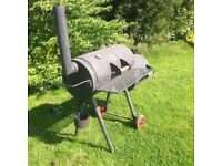 BBQ Smoker Cactus Jack German Import! | 1600euro retail | 4mm Steel!