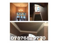 TOP QUALITY OF PLASTERING ,RENDERING SERVICE 07876829770