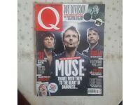 Q Magazines- Muse Bundle