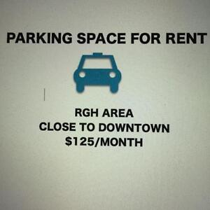 PARKING 1 Block from RGH