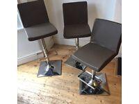 Designer bar stools - super stylish and comfortable