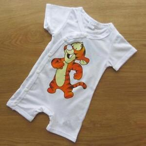 Brand New- FIts 12-18 months- Tigger- One PC Romper