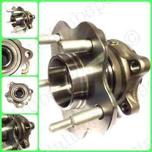 REAR WHEEL HUB BEARING ASSEMBLY FOR 2003-2009 NISSAN 350Z (2/AWD)RECEIVE 2-3 DAY
