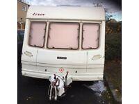 Lunar Lexxon EB Caravan for sale, good condition