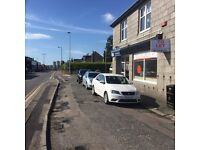 To Let - High profile retail unit on Ellon Road (former sandwich/coffee shop)