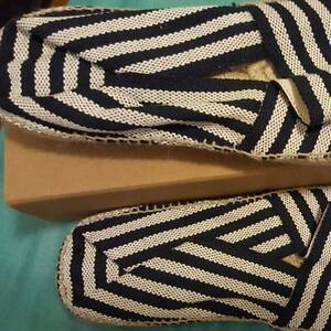 Espadrille Shoes Size 44 Brand New In Box RRP$99 Bronte Eastern Suburbs Preview