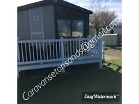 Luxury Caravan 4 Hire @ Seton Sands near Edinburgh