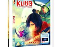 DVD: Kubo and the Two Strings