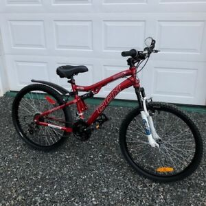"CCM Vandal 24"" Mountain Bike for Sale. Only used Four times!!!!"