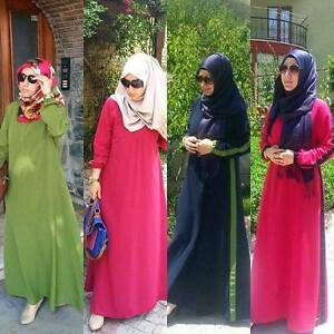 Abaya Toutes les Tailles - Hijab - Made in TURQUIE