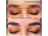 Eyebrow Microblading - Kingston,Wimbledon,London,Surbiton,Croydon,Sutton,Richmond*OFFERS*