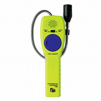 Tpi 720b Combustible Gas Leak Detector With 16 Goose Neck 10 Ppm Sensitivity