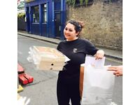 Team Members to work as waiters/waitresses/Barista wanted at Le Pain Quotidien in Marylebone
