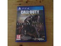 PS4 - Call Of Duty - Advanced Warfare