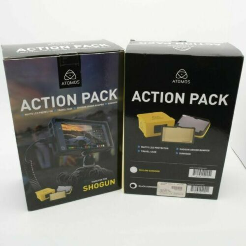 Atomos Action Pack for Shogun Recorder and Monitor (ONE) (Black Hood)