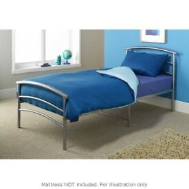 New 'Riva' Metal Bed Frame (Single)