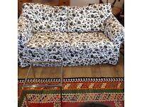 Ikea Ektorp 2-seater Sofa and 2 Armchairs
