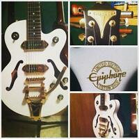 Limited Edition Epiphone Custom Shop Wildkat Royal