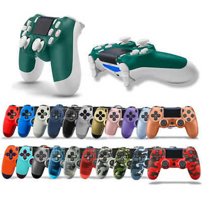 bluetooth wireless gamepad controller compatible with playstation/ps4 22 colours