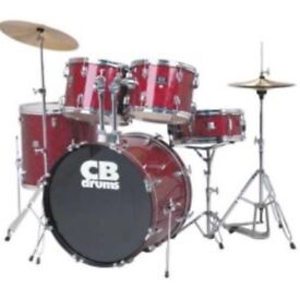 Great CB Drums junior set
