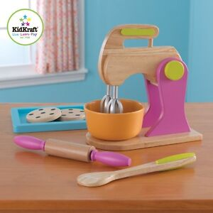 NEW: Kidkraft Bright Baking Set (Two Color available)