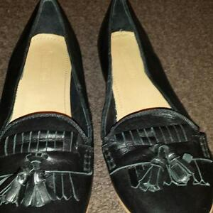 Ladies Leather Zara Girl Flats For Sale!