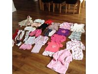 Girls clothes bundle age 2-3 years (36+ items)