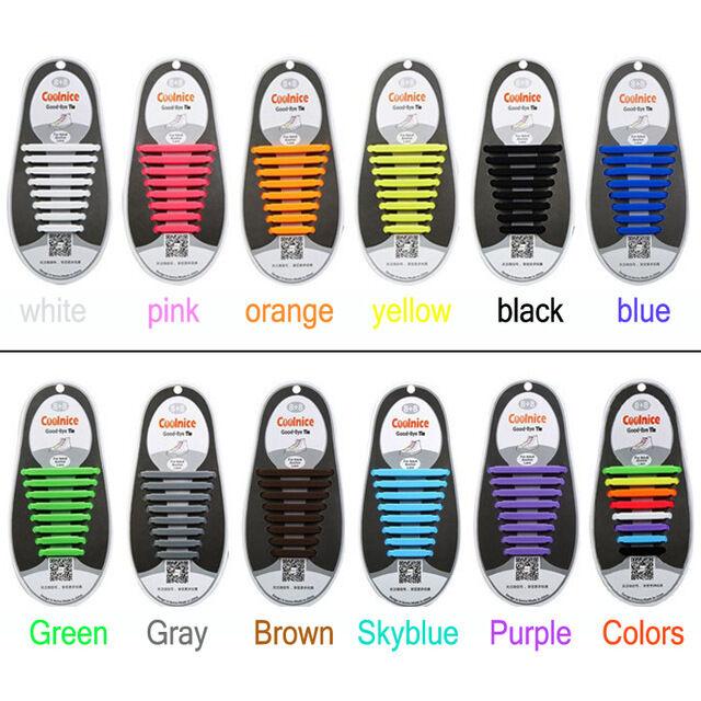 Lacci  elastici  scarpe silicone sport running e classiche  GLI ORIGINALI