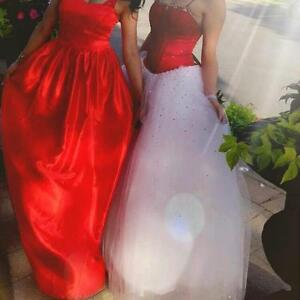 Princess Style Prom Dress/ Gown