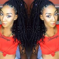 TRESSE AFRICAINE,crochet BRAID, faux locs abordable