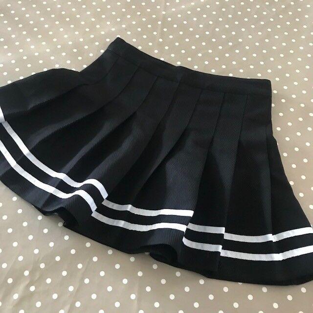 5c20965e39b8 H&M Black Skater Skirt - BNWT (RRP £19.99) Size 12 | in Poole ...