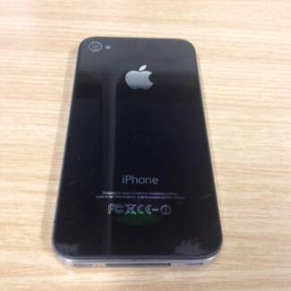 iphone 4 black 16GB Mawson Lakes Salisbury Area Preview