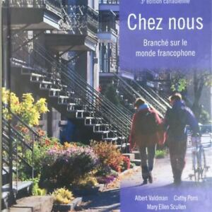 French 1101 Textbook - Chez Nous - MSVU