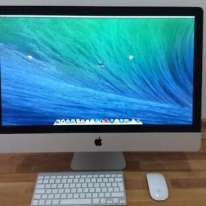 iMac 21.5 Inch 2.5 i5 Quad Core Office 2016, CS6, Final Cut Pro