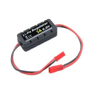 Etronix LiPo Battery Regulator 6v 5A with Casing 20x14x49mm - ET0556