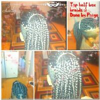 #OMGBRAIDS HOLIDAY SPECIALS