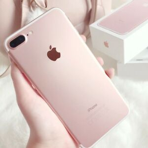 Mint Condition IPhone 7 Plus Rose Gold with Box