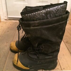 Steel toe Dakota winter boot