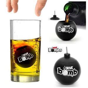IGGI Bomb Shots Ideal for Cocktails Glasses Jagermeister Shots Gifts - Set of 4