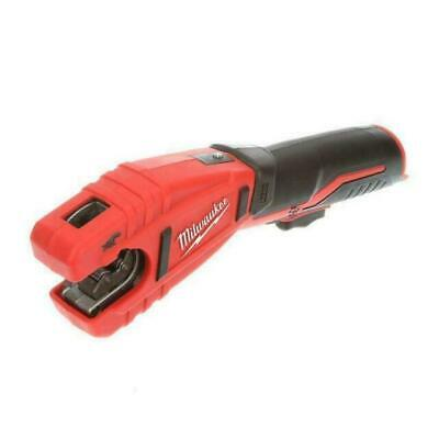 Milwaukee M12 2471-20 Cordless Copper Tubing Cutter - 2471-20 - Tool Only