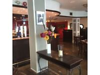 bar position available monday to friday old street area - 1 day position- 1 evening position